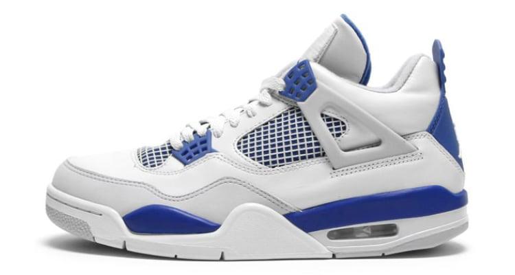 Air Jordan 4 Military Blue Air Jordan 4 Military Blue Release Date 308497-141