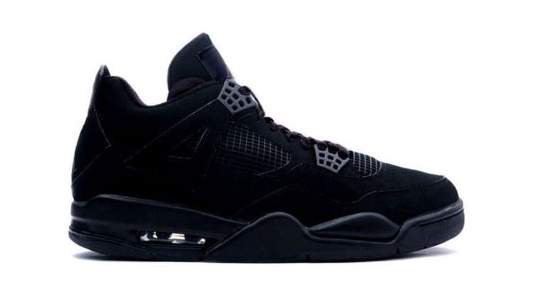 air jordan 4 black cat release date