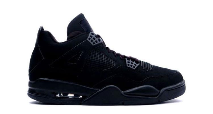 Air Jordan 4 Black Cat 308497-002