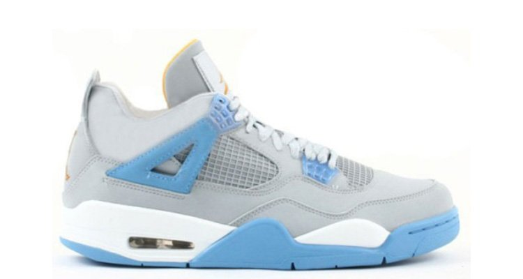 Air Jordan 4 Mist Blue Nuggets 314254-041
