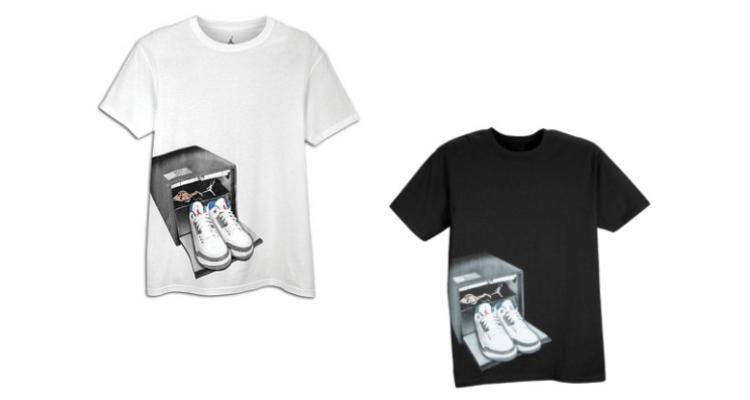 Jordan retro T-shirts
