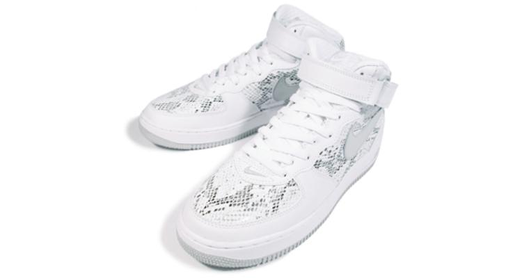 Nike Air Force 1 Snakeskin