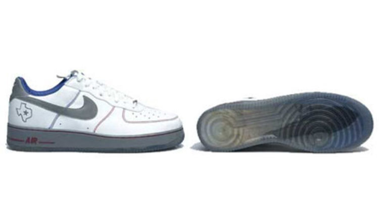 Texas Nike Air Force 1