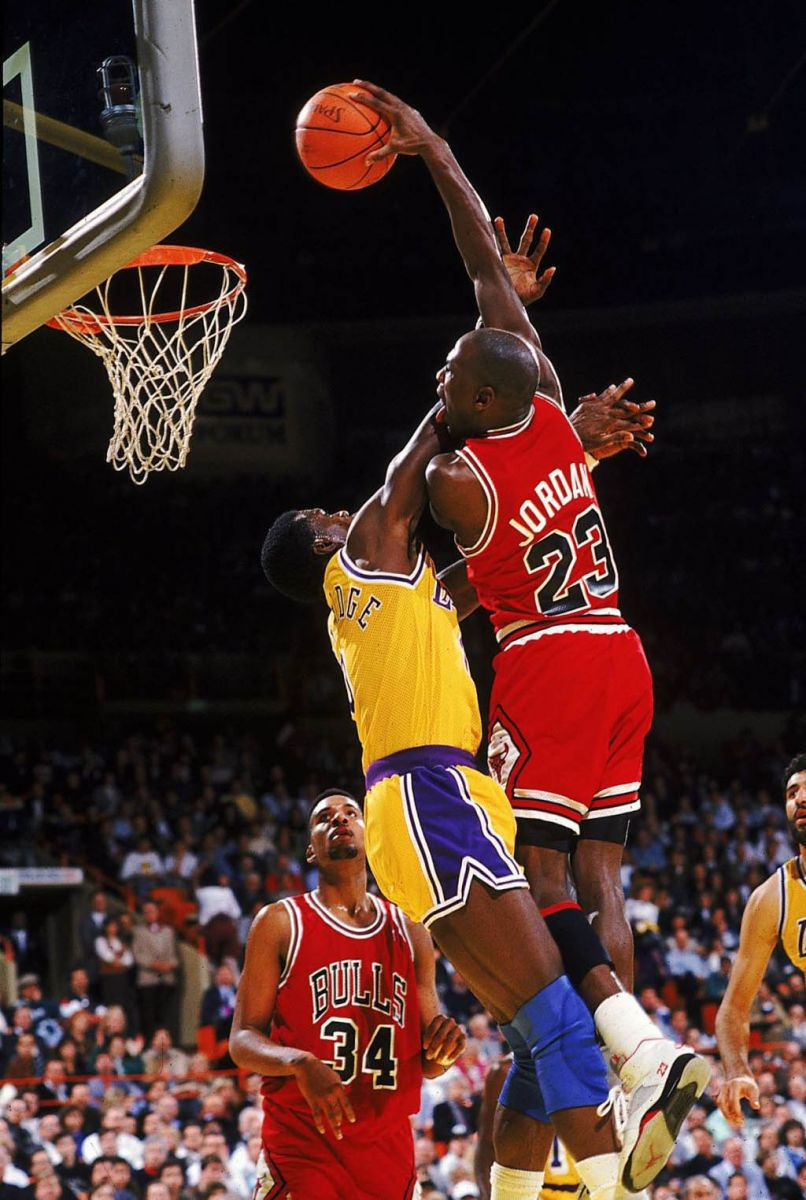 The Air Jordan 5 is Still Great to Hoop