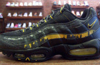Nike Air Max 95 Black/Maize