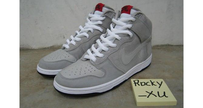Pee Wee Herman Nike SB Dunks SB High