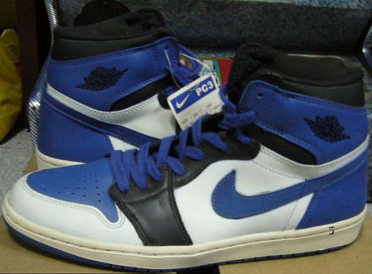 Air Jordan 1 High Samples
