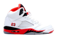 Air Jordan 5 Fire Red Release Date