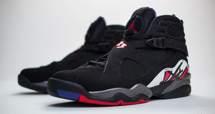 Air Jordan 8 Playoffs 2007