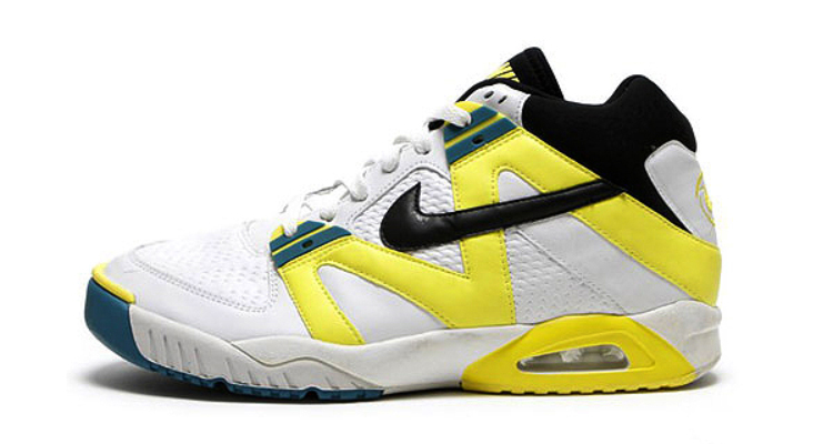 Nike Air Tech Challenge III 3/4 2007 Andre Agassi retro