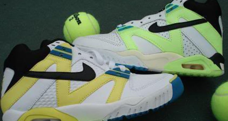 Nike Air Tech Challenge - Andre Agassi