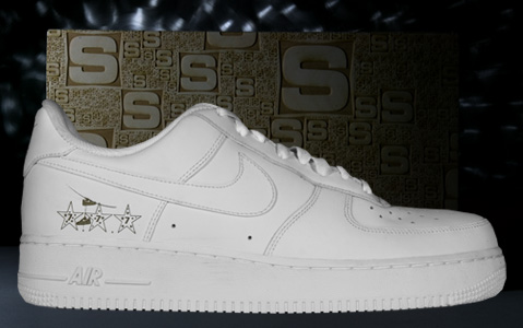 Nike Air Force 1 Laser