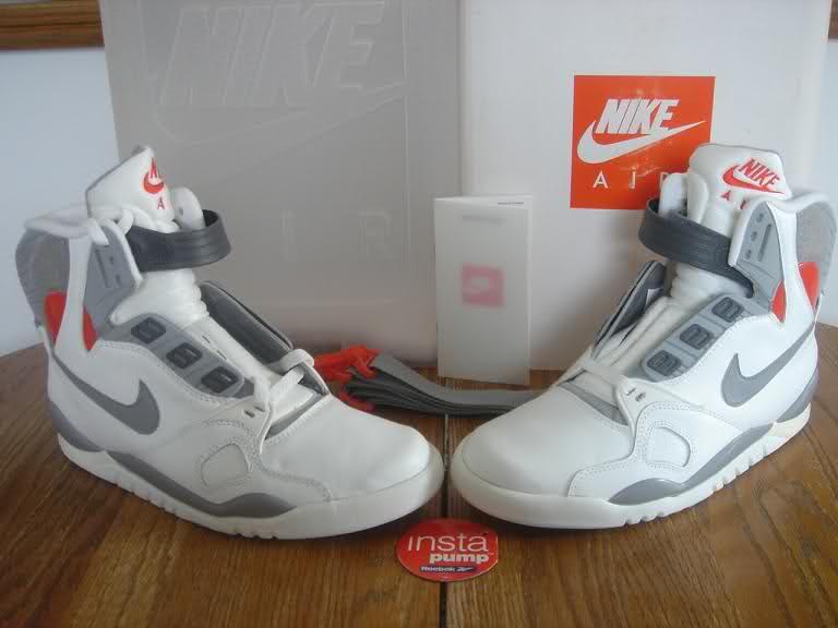 Nike Air Pressure | Nice Kicks