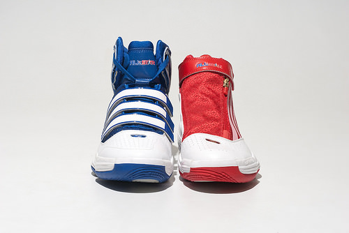 Adidas TS Supernatural Creator and Commander All-Star