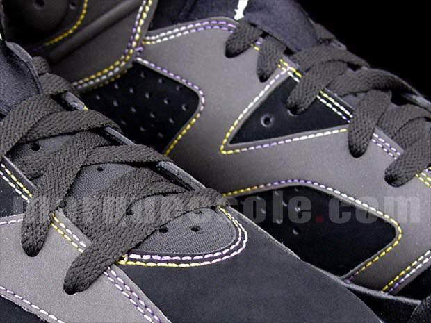 "Air Jordan 6 ""Lakers"""