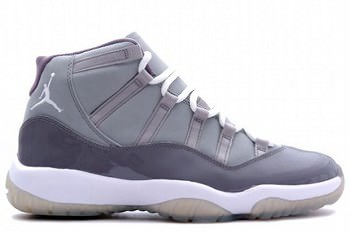 Air Jordan XI Cool Grey