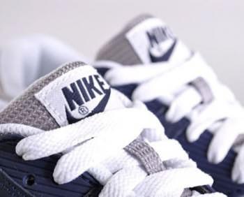 Nike Air Max 90 Navy Blue/Grey-White | Nice Kicks