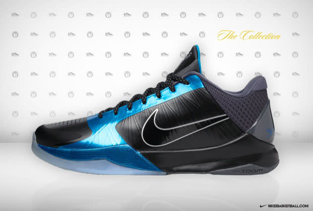 Nike Zoom Kobe V ?Dark Knight? | Nice Kicks