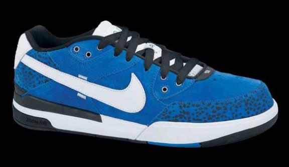 Nike SB Zoom P-Rod III Royal Blue/White