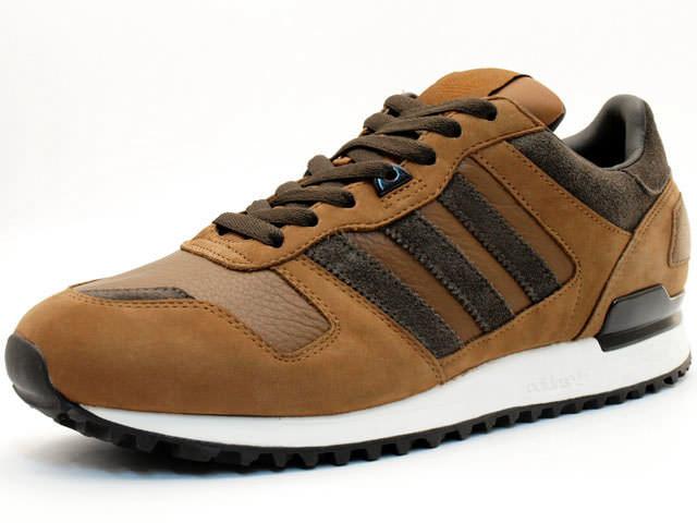 fb2b9ef5a ... sweden adidas zx 700 brown dark brown nice kicks b5c47 d106b