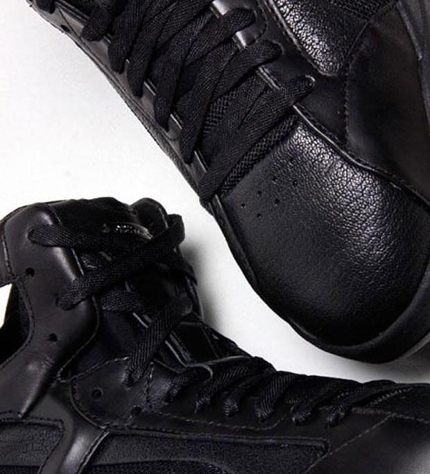 Alexander McQueen x Puma Black Tech Ko Sneaker Hyggelige spark  Nice Kicks