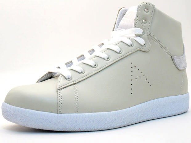 Alife Footwear for Spring 2010 - Indoor High Leather