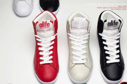 Alife Footwear for Spring