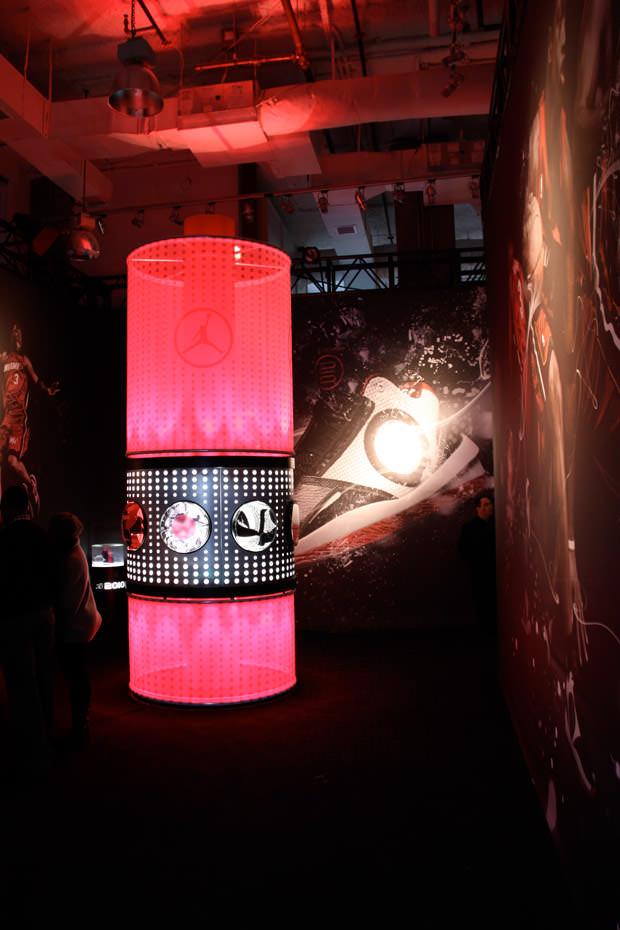 Jordan Brand 23/25 - Air Jordan 2010 display