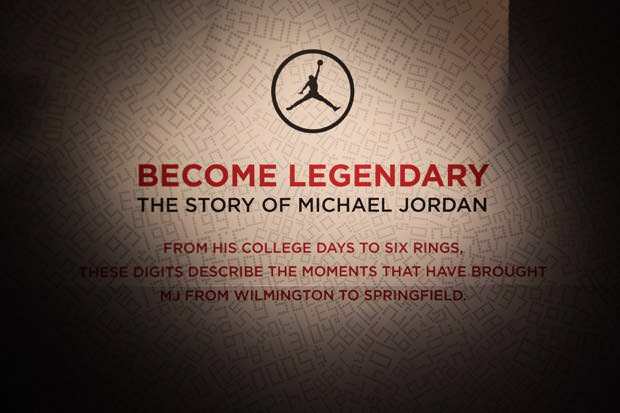 Jordan Brand 23/25 - Mini Hall of Fame
