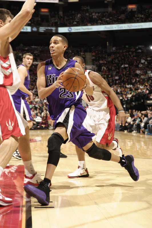 Black/Purple Jordan 12 PEs