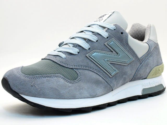 New Balance 1400 Grey/White | Nice Kicks