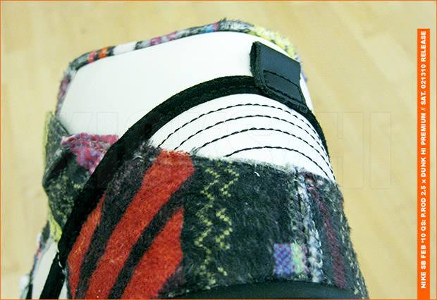"Nike SB Dunk Hi Premium ""Cosby Sweater"""