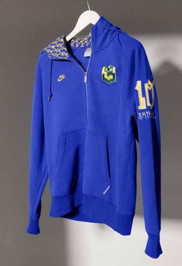 "Nunca x Nike Sportswear ""Team Brazil"" Pack"