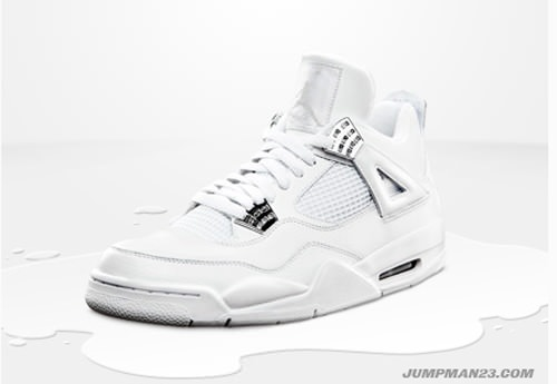 Silver Anniversary Air Jordans Release