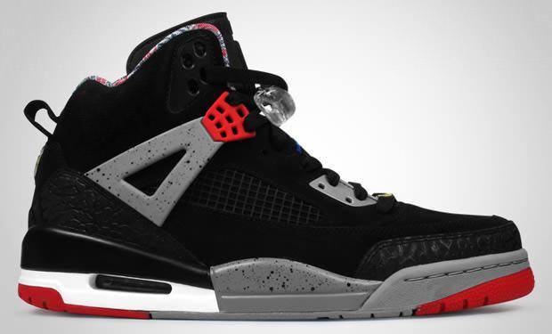 Release Reminder: Jordan Spizike Black/Varsity Red-Cement Grey
