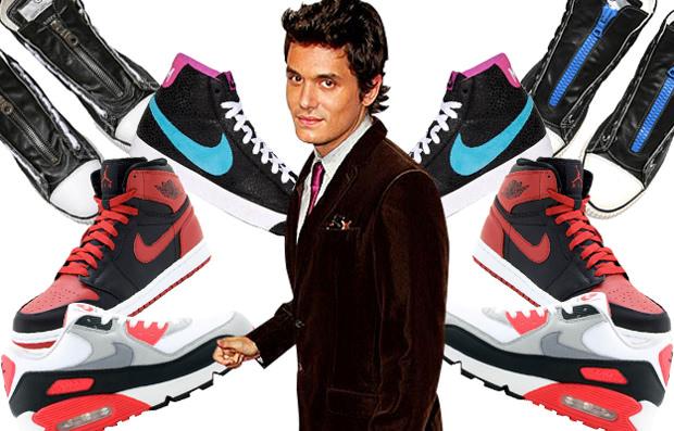 john mayer shoes