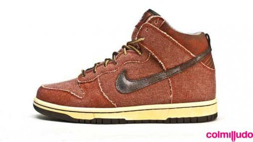 "Nike 6.0 Dunk High ""Sad Autumn"""