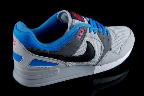 Nike Air Pegasus 89 Grey Black Blue Nice Kicks