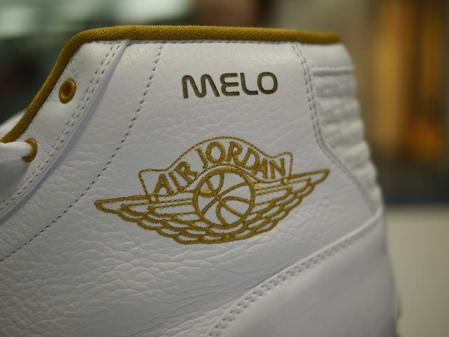 Jordan PHLY Legend Carmelo Anthony PE