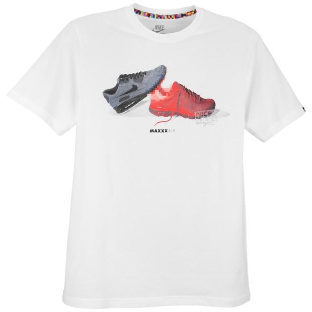 Nike Shoe Porn Tee
