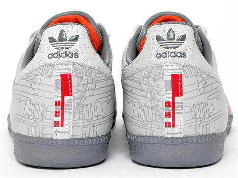 "Star Wars x adidas Originals Samba ""X-Wing"""