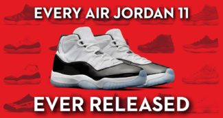 Every Air Jordan 11 Ever Released