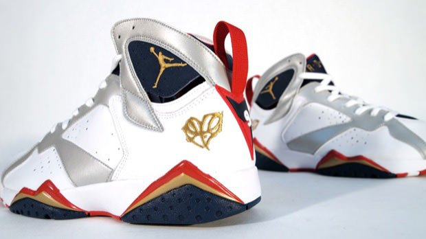 """Air Jordan 7 Olympic """"For the Love of the Game"""""""