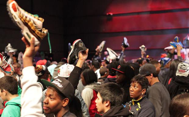 Sneaker Con 2011 Washington DC