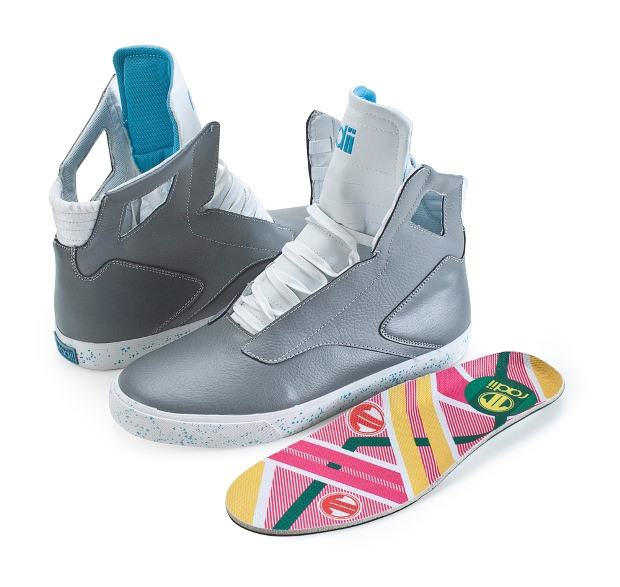 "Radii Noble's ""Back to the Future"""