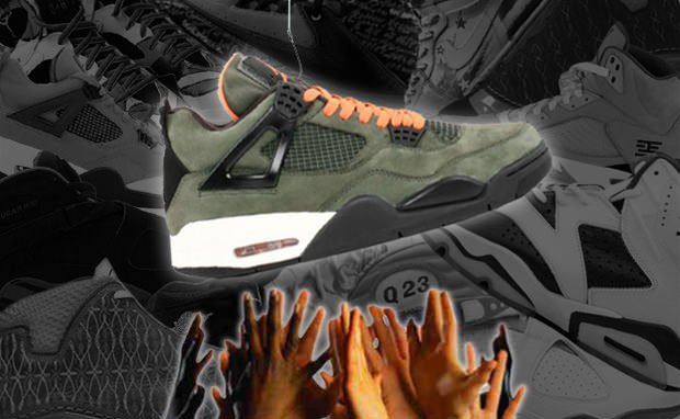 Playing Hard to Get: The 23 Rarest Air Jordan Releases