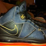 "Nike LeBron 8 ""Denim"""