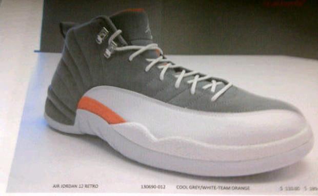 Jordan Brand Retro Preview for Spring 2012