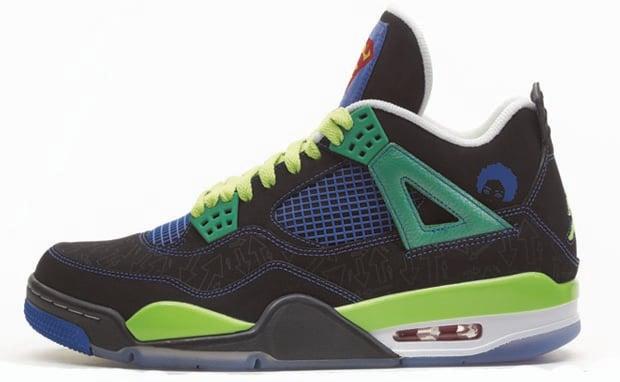 """Air Jordan 4 """"Doernbecher"""" Release Date"""