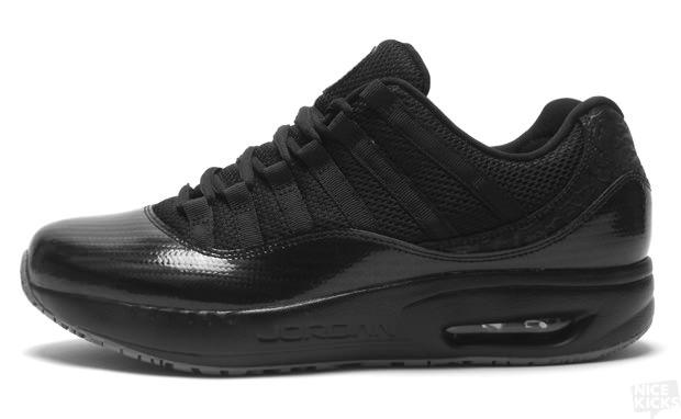 "Jordan CMFT Viz Air 11 ""Carbon"" Black/White"
